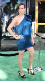 Liv Tyler show off her legs at The Incredible Hulk premiere in Universal City