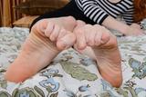 Abby Rain - Footfetish 3g6k786s73f.jpg