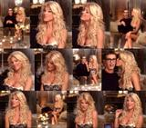Victoria Silvstedt @ Beauty & the geeks 2, épisode 2 (cleavage)