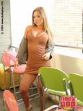 Milena Guzman Striptease Foto