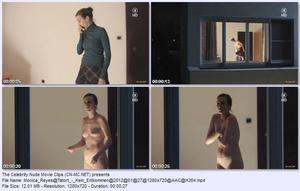 Monica Reyes  nackt