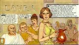 Roman life of Laura i