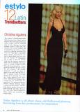 Christina Aguilera ESTYLO MAG Foto 715 (Кристина Агилера  Фото 715)