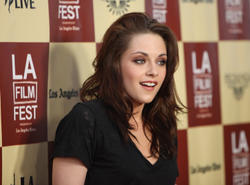 Кристен Стюарт, фото 177. Kristen Stewart arrives at 'A Better Life' World Premiere Gala Screening during the 2011 Los Angeles Film Festival at Regal Cinemas L.A. LIVE on June 21, 2011 in Los Angeles, California., photo 177