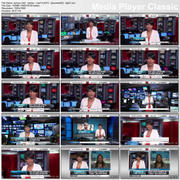 "TAMRON HALL wow - ""MSNBC News Live"" (March 10, 2010) - *rare cleavage view*"