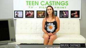 Brutal Castings: Ashley Adams