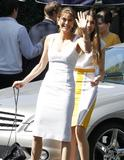Тери Хэтчер, фото 2374. Teri Hatcher and Emerson arriving at the Bel-Air Hotel in Beverly Hills, february 25, foto 2374