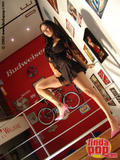 Andrea  Rincon (Selena Spice) Striptease Primera Prenda Foto 15