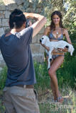 Lucia Dvorska Behind the scenes Foto 26 (Люсия Дворска За кулисами Фото 26)