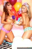 Кристин Мендоза, фото 203. Christine Mendoza & Pam Rodriguez-B'day Girls, foto 203