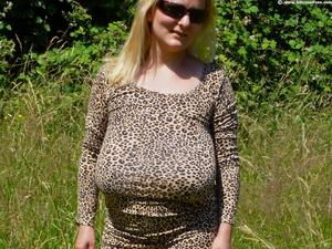 Alina @ Silicone Free - MASSIVE Hanging Titties!! - 11/30/15 - pornBB