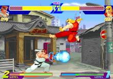 Street Fighter Zero (Street Fighter Alpha)