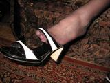 Shoeplay в капроне