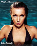 Katie Cassidy Maxim magazine June 09' issue x10LQ Foto 2 (Кэти Кэссади Выпуск Максим Magazine июнь 09 'x10LQ Фото 2)